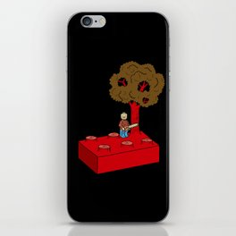 Construct and Destroy iPhone Skin