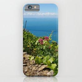 Cliffside Trails iPhone Case