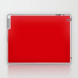 Red Red Laptop & iPad Skin