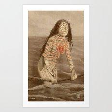 NUDES2 Art Print