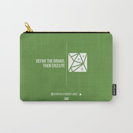 Perfect Logo Series (10 of 11) - Green Carry-All Pouch