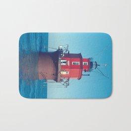 Wolf Trap Lighthouse Bath Mat