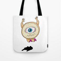 Donut Smash Tote Bag