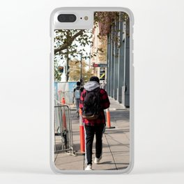 Adelaide Street Clear iPhone Case
