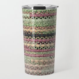 Vintage Braid #Vintage #textile Travel Mug