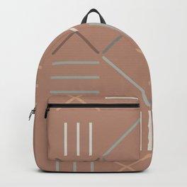 Geometric Shapes 07 Backpack