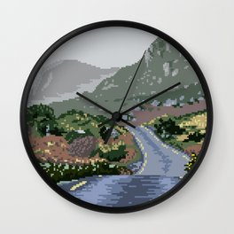 Gap of Dunloe, Ireland Wall Clock