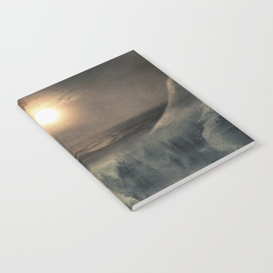 Hope in the moon Notebook