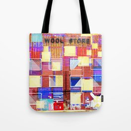 The Wool Store Tote Bag