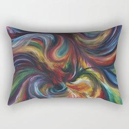 Dragon on Rectangular Pillow