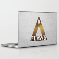 bastille Laptop & iPad Skins featuring Bastille #1 Flaws by Thafrayer