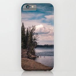 Breathe Again iPhone Case
