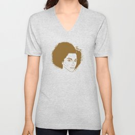 ST. VINCENT Unisex V-Neck