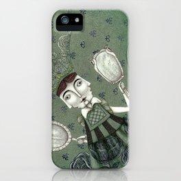 Schneewittchen-The New Queen iPhone Case