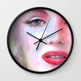 Candle In The Wind... Wall Clock