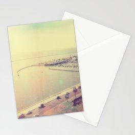 Marina In Morning Light Stationery Cards