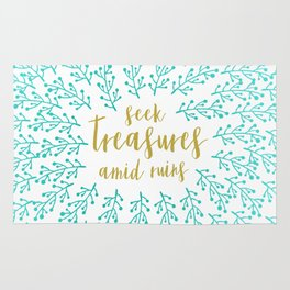 Seek Treasures Rug