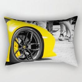 Huracan Rectangular Pillow