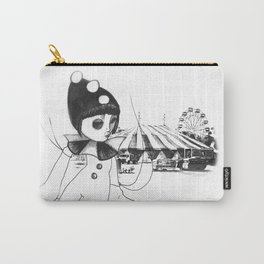 Pierrot the clown Carry-All Pouch