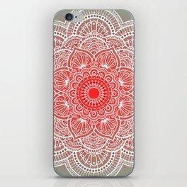 Mandala Lorana  Tender iPhone Skin