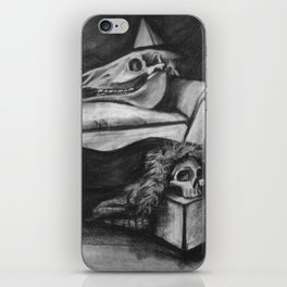 Party Skulls iPhone Skin