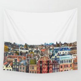 My Amsterdam Wall Tapestry