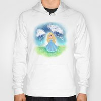 cinderella Hoodies featuring Cinderella by Bearrrs