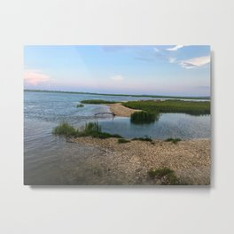 Murrell's Inlet Metal Print