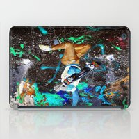 skateboard iPad Cases featuring skateboard street by  Agostino Lo Coco