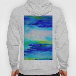Abstract Landscape 23 Hoody