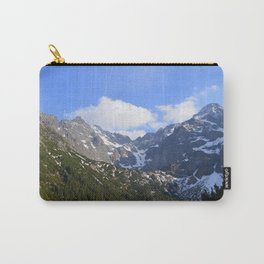 A Beautiful Day at Morskie Oko Carry-All Pouch