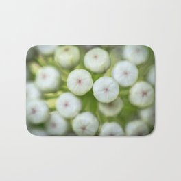Wht-flowered Milkweed Bath Mat