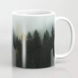 Morning Forrest Coffee Mug