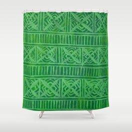 Abundance Pattern Shower Curtain