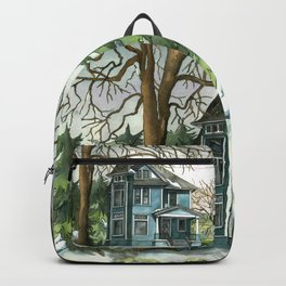 The House Under the Big Tree Backpack