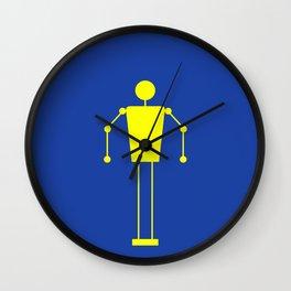 Mix Wall Clock