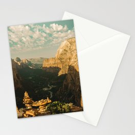 Zion Mornings - National Parks Nature Photography Stationery Cards