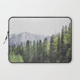 Treeline - Nature and Landscape Photography Laptop Sleeve