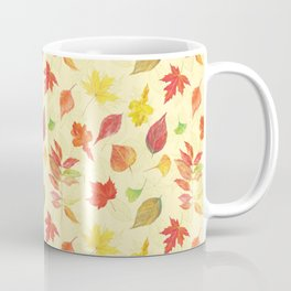 Autumn leaves #21 Coffee Mug
