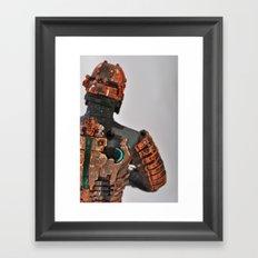 Clarke Framed Art Print