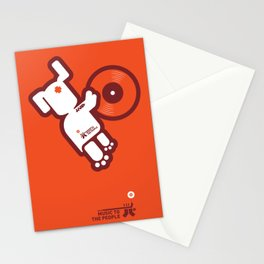 UNDO | Music to the people 03 Stationery Cards