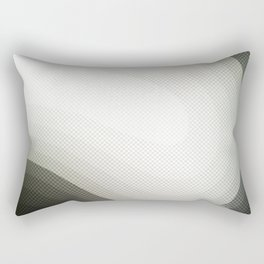 Edged Out Rectangular Pillow