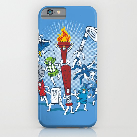 Any resemblance is purely coincidental iPhone & iPod Case