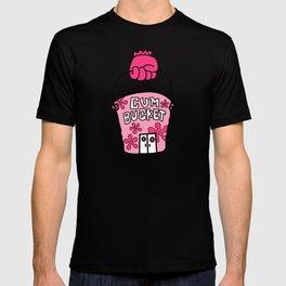 cum bucket T-shirt