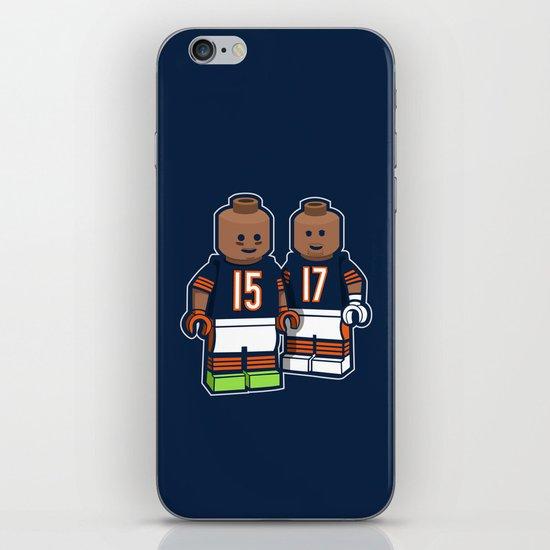 Bears Bricked: Brandon Marshall & Alshon Jeffery iPhone & iPod Skin