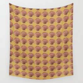 Scallops Quincunx Wall Tapestry