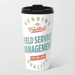 Field Service Management Travel Mug