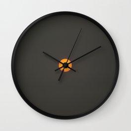 Ophelia's Saharian Sun Wall Clock