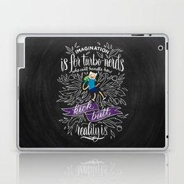 Wisdom of Finn Laptop & iPad Skin