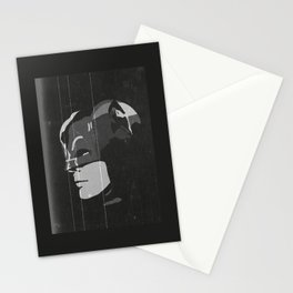 Adam West's Caped Crusader Stationery Cards